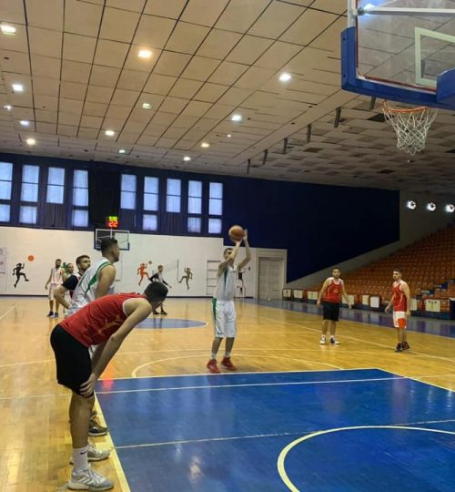 basketboll M